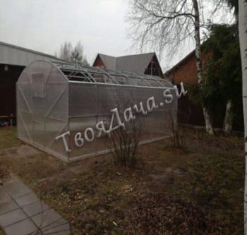 Купить теплицу Волга в Москве недорого от производителя