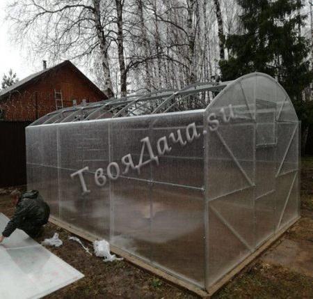 Купить теплицу Волга в Москве, распродажа