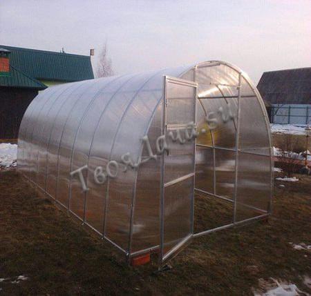 Купить теплицу Основа в Москве