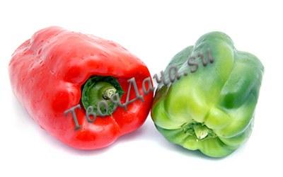 выращиваем перец болгарский