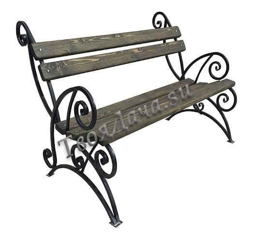 Купить скамейку, лавку для дачи недорого
